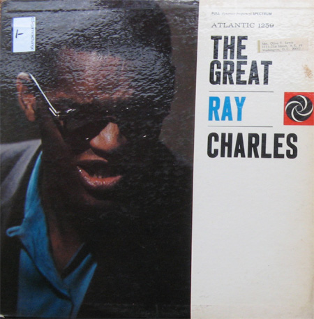 Albumcover Ray Charles - The Great Ray Charles (piano only)
