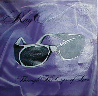 Albumcover Ray Charles - Through The Eyes Of Love
