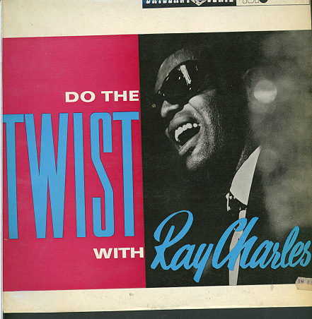 Albumcover Ray Charles - Do The Twist With Ray Charles