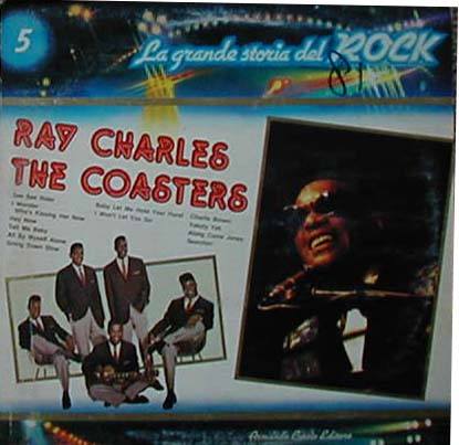 Albumcover Ray Charles - Ray Charles / The Coasters <br> La grande storia del Rock 5