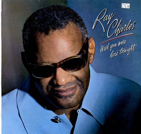 Albumcover Ray Charles - Wish You Were Here Tonight