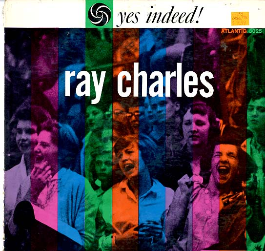 Albumcover Ray Charles - Yes Indeed