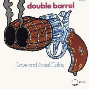 Albumcover Dave and Ansel Collins - Double Barrell