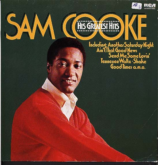 Albumcover Sam Cooke - His Greatest Hits
