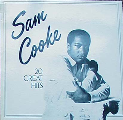 Albumcover Sam Cooke - 20 Great Hits