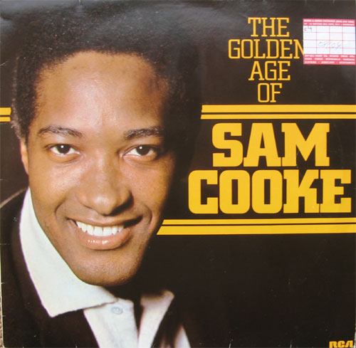 Albumcover Sam Cooke - The Golden Age of Sam Cooke