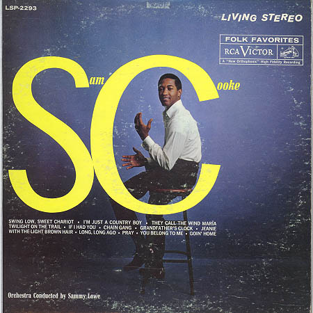 Albumcover Sam Cooke - Sam Cooke (Swing Low)