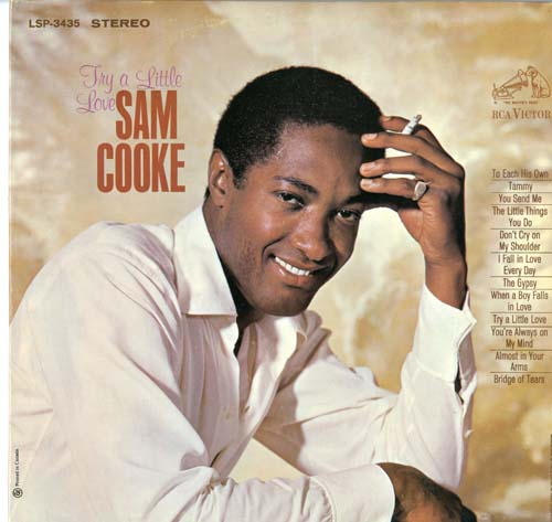 Albumcover Sam Cooke - Try A Little Love