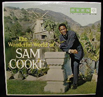 Albumcover Sam Cooke - The Wonderful World of