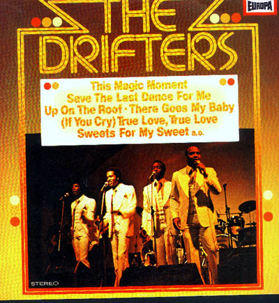 Albumcover The Drifters - The Drifters