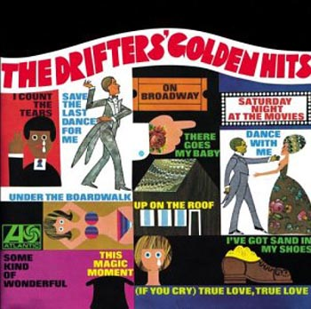 Albumcover The Drifters - The Drifters´ Golden Hits