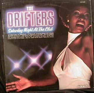 Albumcover The Drifters - Saturday Night At The Club