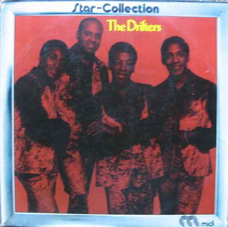 Albumcover The Drifters - Star-Collection