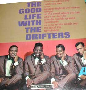 Albumcover The Drifters - The Good Life With The Drifters