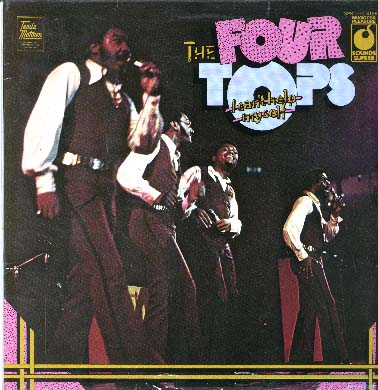 Albumcover The Four Tops - I Can´t Help Myself