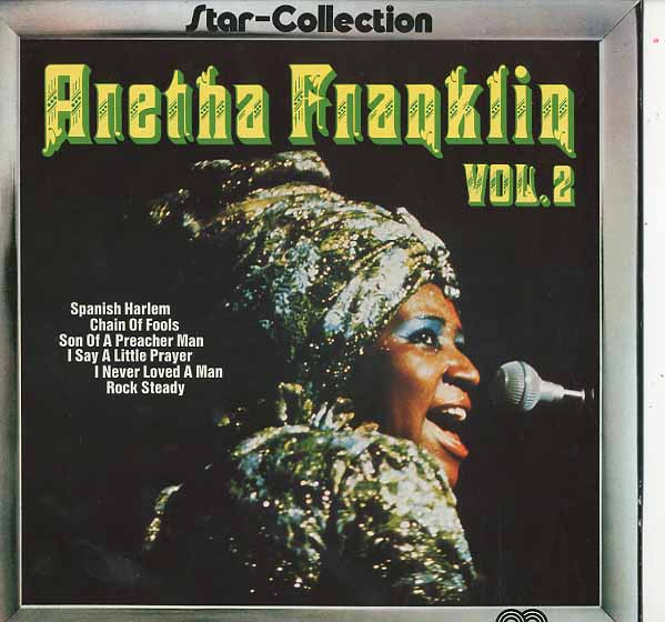 Albumcover Aretha Franklin - Star-Collection  Vol. 2