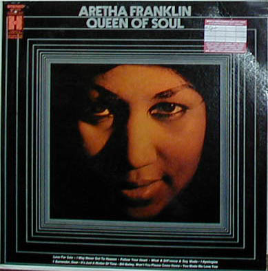Albumcover Aretha Franklin - Queen Of Soul