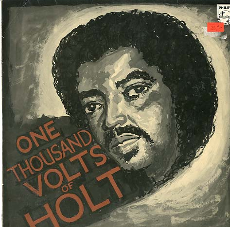 Albumcover John Holt - One Thousand Volts of Holt
