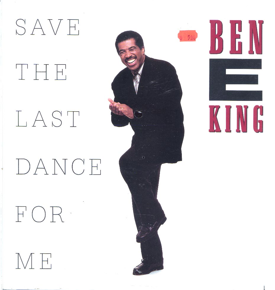 Albumcover Ben E. King - Save The Last Dance For Me