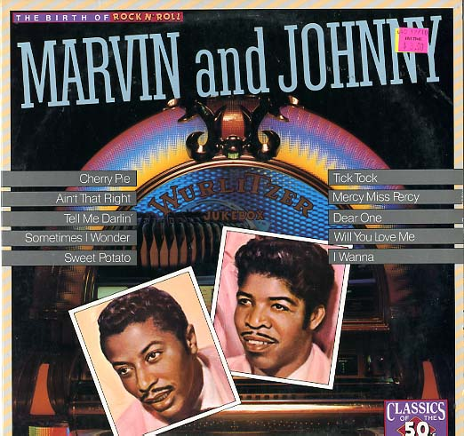 Albumcover Marvin & Johnny - Cherry Pie - Classics of The 50s