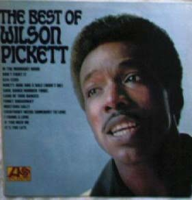 Albumcover Wilson Pickett - The Best Of