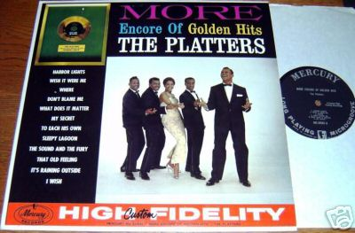 Albumcover The Platters - More Encore Of Golden Hits