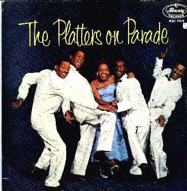 Albumcover The Platters - On Parade