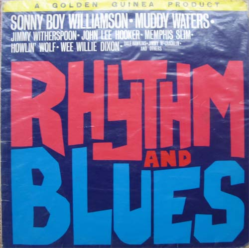 Albumcover Various Blues-Artists - Rhythm And Blues