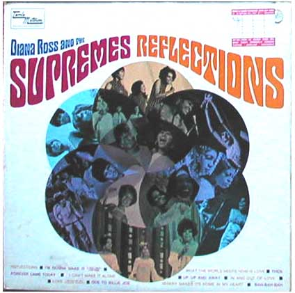 ross diana supremes refrlections Herbert Ross