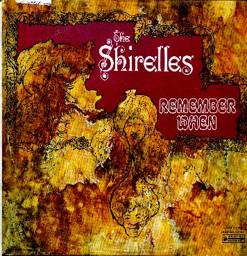 Albumcover The Shirelles - Remember When