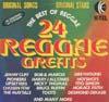 Cover: Various Reggae-Artists - Various Reggae-Artists / 24 Reggae Greats