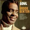 Cover: Brook Benton - The Soul Of Brook Benton