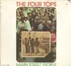 Cover: Four Tops, The - Main Street People