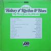 Cover: History of Rhythm & Blues - History of Rhythm & Blues, Vol. 5: The Beat Goes On 1961-62