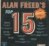 Cover: Alan Freed - Alan Freed / Alan Freeds Top  15