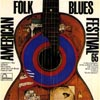 Cover: American Folk Blues Festival - American Folk Blues Festival / American Folk Blues Festival - Studio Session (1965)