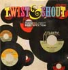 Cover: Atlantic Sampler - Atlantic Sampler / Twist & Shout - 12 Atlantic Tracks Produced by Phil Spector