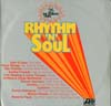 Cover: Atlantic Sampler - 25 Atlantic Years - Rhythm n Soul -