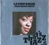 Cover: Baker, LaVern - Sings Bessie Smith - That´s Jazz