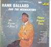 Cover: Hank Ballard and the Midnighters - Mr. Rhythm & Blues - Finger Poppin Time