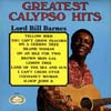 Cover: Barnes, Lord Bill - Greatest Calypso Hits