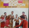 Cover: Brook Benton - At His Best