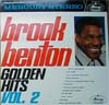 Cover: Brook Benton - Golden Hits Vol. 2