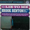 Cover: Brook Benton - Singing the Blues (Lie To Me)