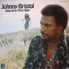 Cover: Johnny Bristol - Johnny Bristol / Hang On In There Baby