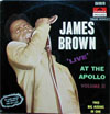 Cover: James Brown - James Brown / Live At the Apollo   (DLP)