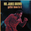 Cover: James Brown - Gettin