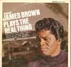 Cover: James Brown - James Brown At The Organ Plays The Real Thing