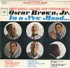Cover: Oscar Brown Jr. - Oscar Brown Jr. / In a New Mood