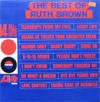Cover: Ruth Brown - Ruth Brown / The Best of Ruth Brown